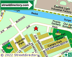 PICARDY GARDENS | Location & Map