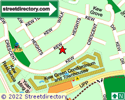 KEW VALE | Location & Map
