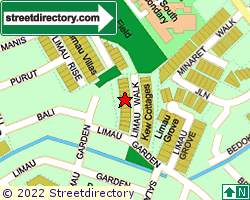 KEW COTTAGES | Location & Map