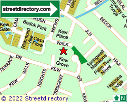 KEW PLACE | Location & Map