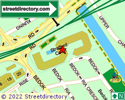 STRATFORD COURT | Location & Map