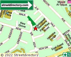 KEW GROVE | Location & Map