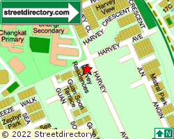 HARVEY RESIDENCES | Location & Map