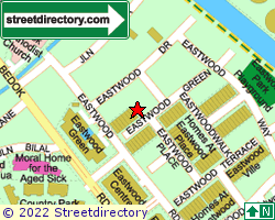 EASTWOOD GREEN TERRACES | Location & Map