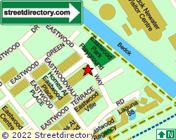 EASTWOOD TERRACE | Location & Map