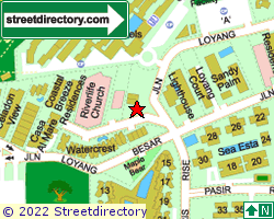 LOYANG GROVE | Location & Map