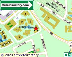 SIMEI GREEN CONDOMINIUM | Location & Map