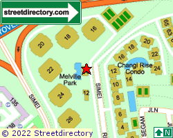 MELVILLE PARK | Location & Map