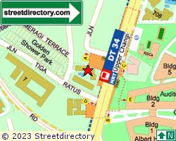 TROPICANA CONDOMINIUM | Location & Map