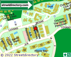 COASTAL VIEW RESIDENCES | Location & Map