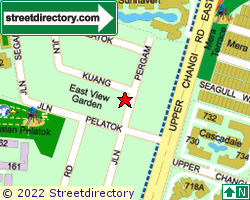 EAST VIEW GARDEN | Location & Map