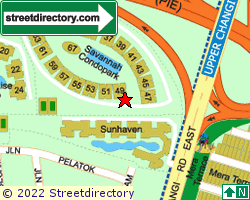 SAVANNAH CONDOPARK | Location & Map