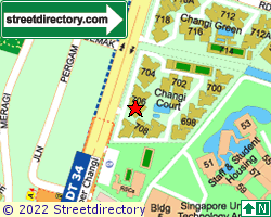 CHANGI COURT | Location & Map