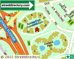 AZALEA PARK CONDOMINIUM | Location & Map