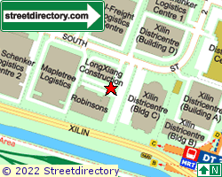 XILIN DISTRICENTRE BUILDING C | Location & Map