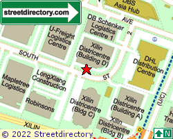 XILIN DISTRICENTRE BUILDING D | Location & Map