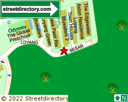 LOYANG VILLE | Location & Map