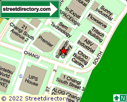 OCH INDUSTRIAL BUILDING | Location & Map