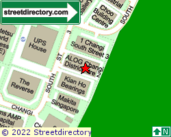 C & P CHANGI DISTRICENTRE 2 | Location & Map