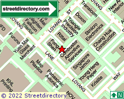 EVERSTRONG INDUSTRIAL BUILDING | Location & Map