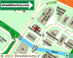 NMT INDUSTRIAL BUILDING | Location & Map