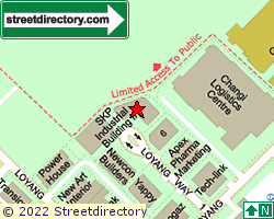 SKP INDUSTRIAL BUILDING II | Location & Map