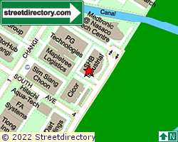 SHB INDUSTRIAL BUILDING | Location & Map