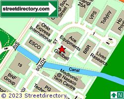 NICO BUILDING | Location & Map