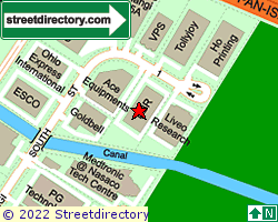 BBR BUILDING | Location & Map