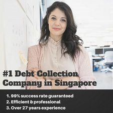 We provide debt collection services. 99% success rate!