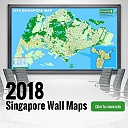 Wall Maps by Streetdirectory Photos