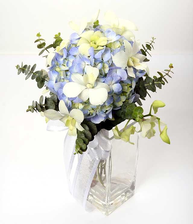 Light Blue Flowers For Weddings: Flowers Creams And Light Blue? -SUMMER-