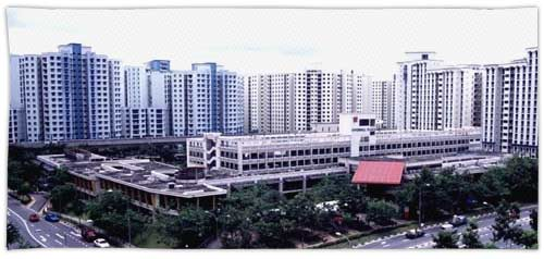 Housing Development Board (HDB) Public Housing Flats