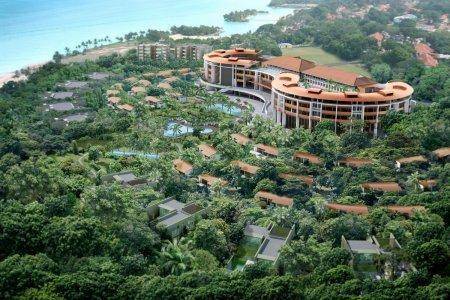 Capella hotel singapore hotel rates info for Site location hotel