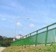 Aluminium railing LTA