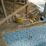 Concrete  Tiling  Marble & Wet Works