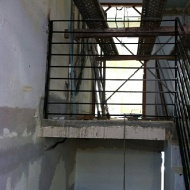 Mild steel railing & LTA , HDB , PUB Sub-station railing