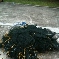 Pub Fish Net
