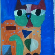 Alaster, Montage (Age 7-8)