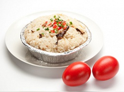 Glutinous Rice with Egg