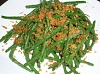 Crispy Baby French Bean (Medium) 三香四季豆苗  (中)