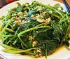 Sweet Potato Leaves(Garlic/Sambal) (Medium)   番薯叶 (大蒜/叁芭) (中)