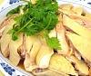 Half Chicken (Roasted, White or Mixed)半只鸡 (烧鸡, 白鸡或鸳鸯鸡)