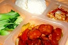 Sweet & Sour Pork Set 咕噜肉套餐