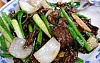 Spring Onion Sliced Beef (Medium)姜葱牛肉 (中)