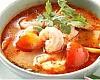 Tom Yam Seafood Soup (Large) 泰式海鲜酸辣汤  (大)