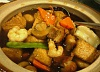 Claypot Bean Curd (Medium)  砂煲豆腐 (中)