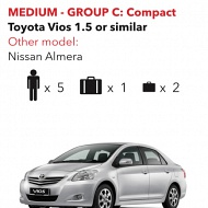 Avis offers a wide range of models, with a choice of size and style to suit your requirements.