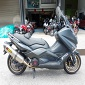 (SOLD) 16 Yamaha Tmax 530 ABS Ironmax (Mar 2016) Keyless start. LED headlight