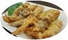 Crispy Noodle Prawns Vege (香脆面线虾) (Large)